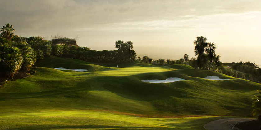 The Ritz Carlton Abama 7 nocí a 3 green fee