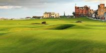 Old Course Hotel 4 noci a 3 green fee