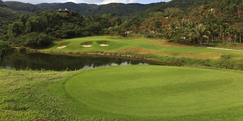 Hainan Mystic Springs International Golf Club
