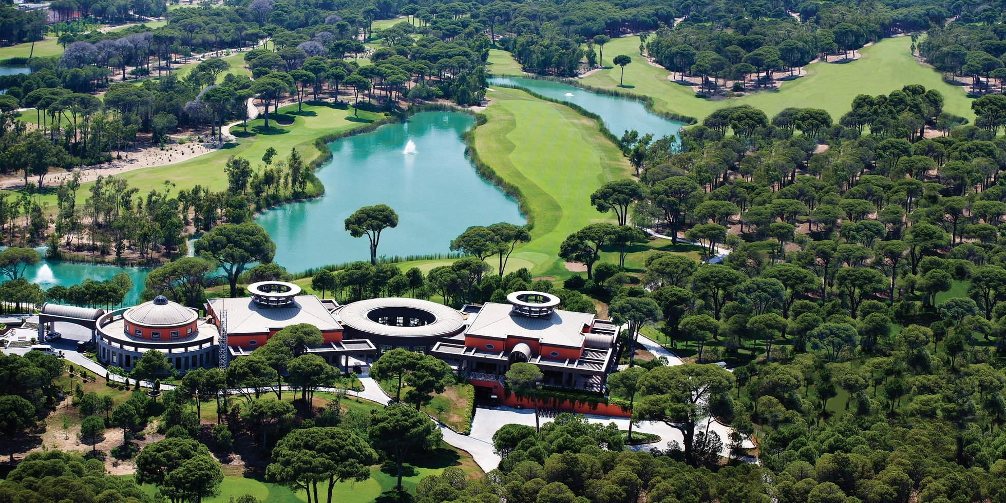 Cornelia Diamond a golf na C. Faldo