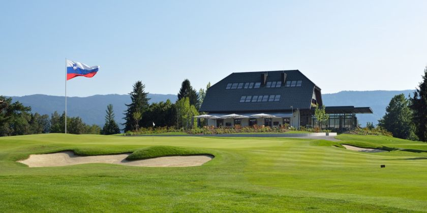 Bled Golf Course (Kings Clubhouse)